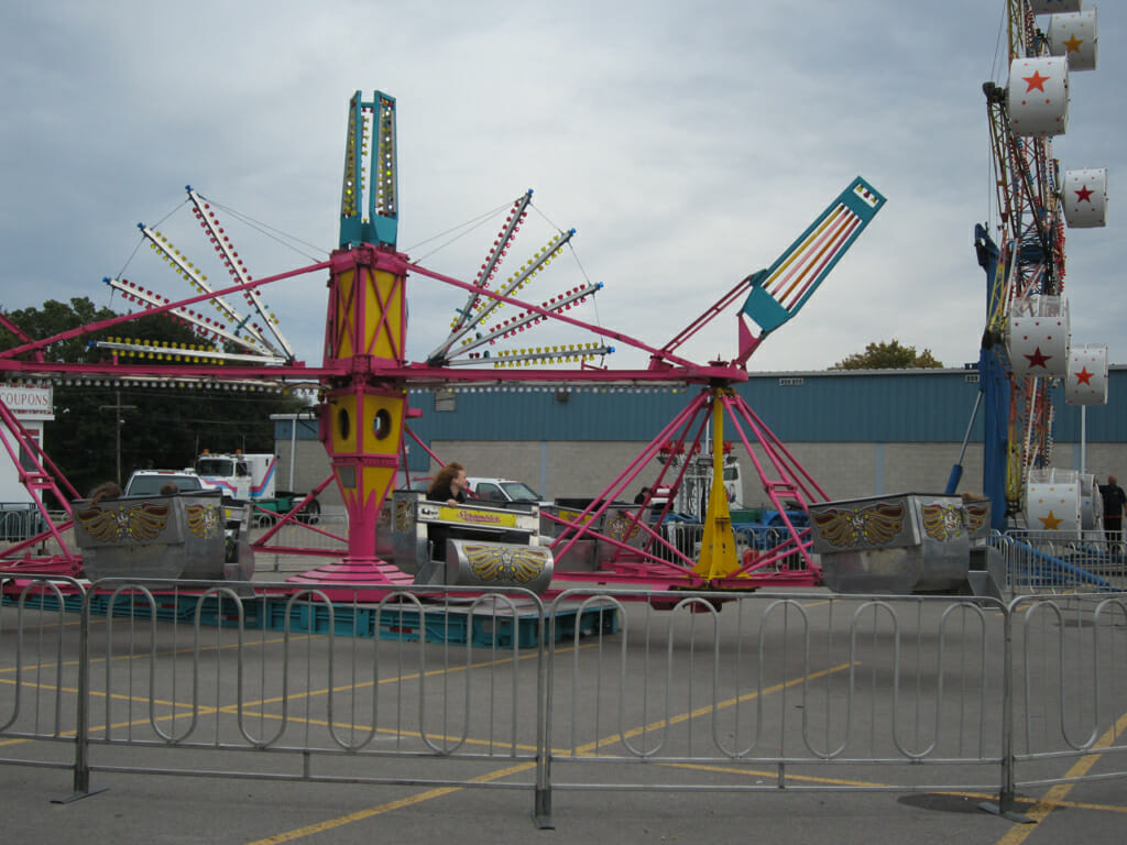 Midway returning to Beaverton Fall Fair this year